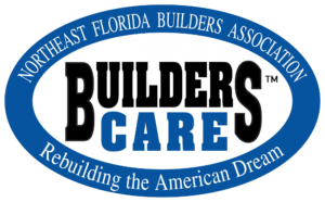 Starr Custom Homes, builders in Jacksonville Florida , supports NEFBA Builders Care.