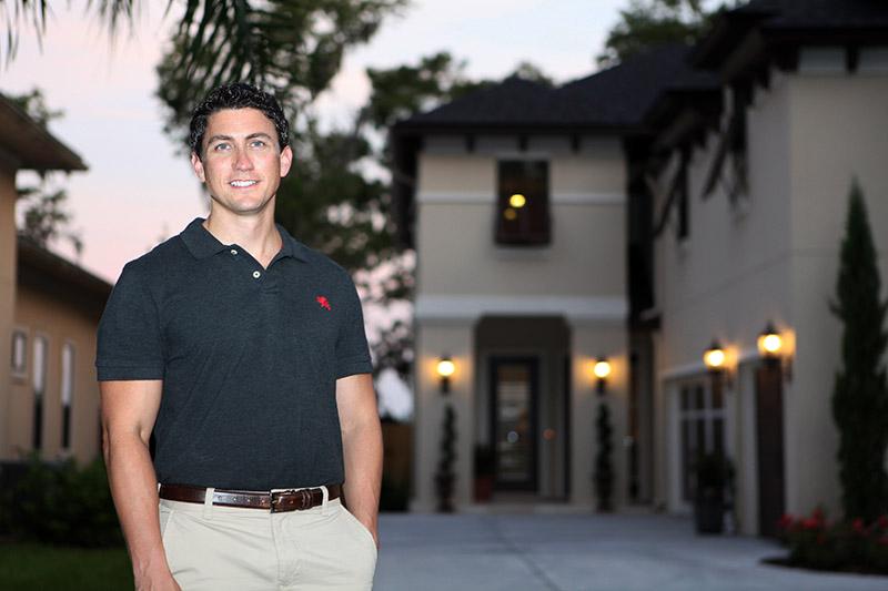Home Builders in Jacksonville FL | Starr Custom Homes Owner & President Shawn Starr