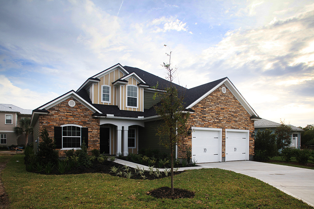 Starr Custom Homes - new home builders in Jacksonville FL - has built in The Sanctuary.