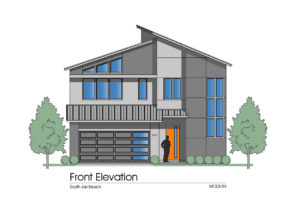 The plan for new home construction Jacksonville from Starr Custom Homes.